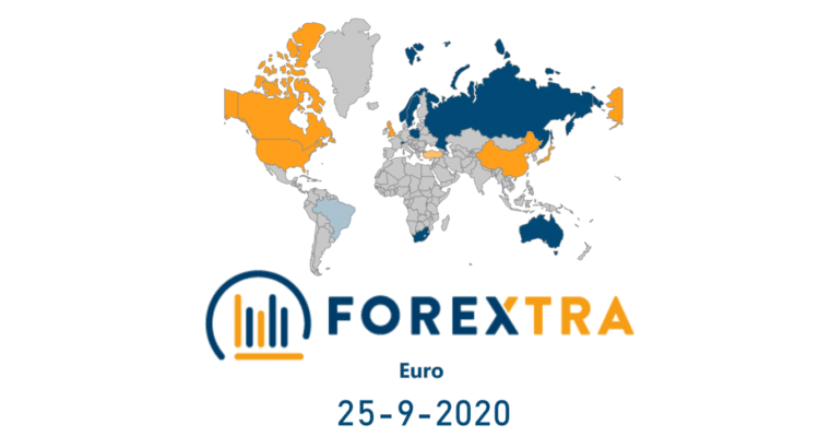Forextra Forecast – 25 september 2020